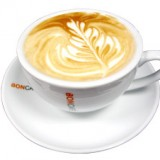 Caffe Latte White