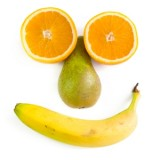 Smiling fruit