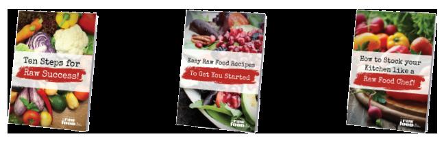 Raw food diet raw food australia the raw food kitchen your 3 essential raw food ebooks forumfinder Gallery