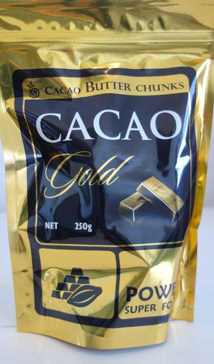 CacaoButterChunks250gPower