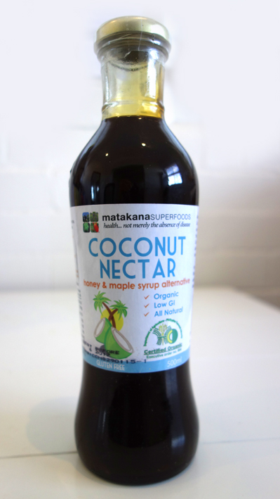 CoconutNectarMatakana500ml