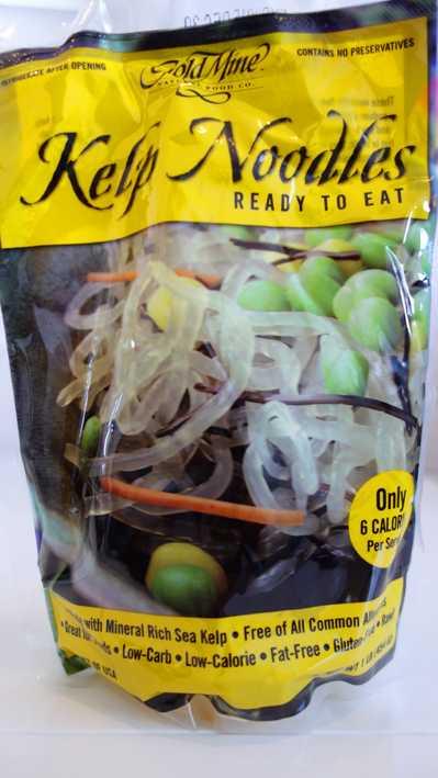 Kelp Noodles 450g