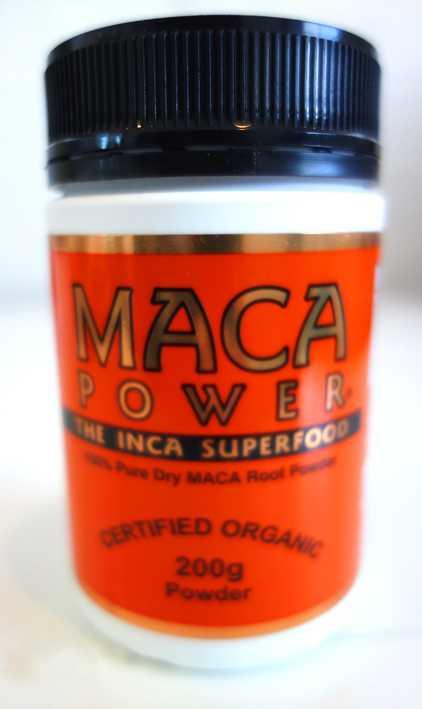 MacaPowderTub200gPower