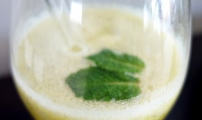 Pineapple Mint Mocktail
