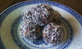 Tahini Balls