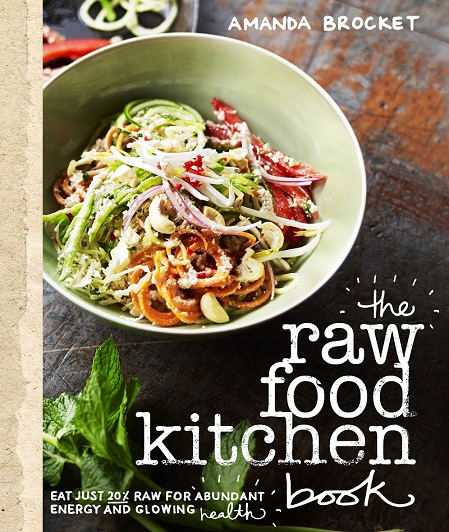 The raw food kitchen book raw food books raw food recipe book the raw food kitchen book forumfinder Gallery