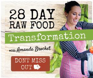 28 Day Raw Food Transformation