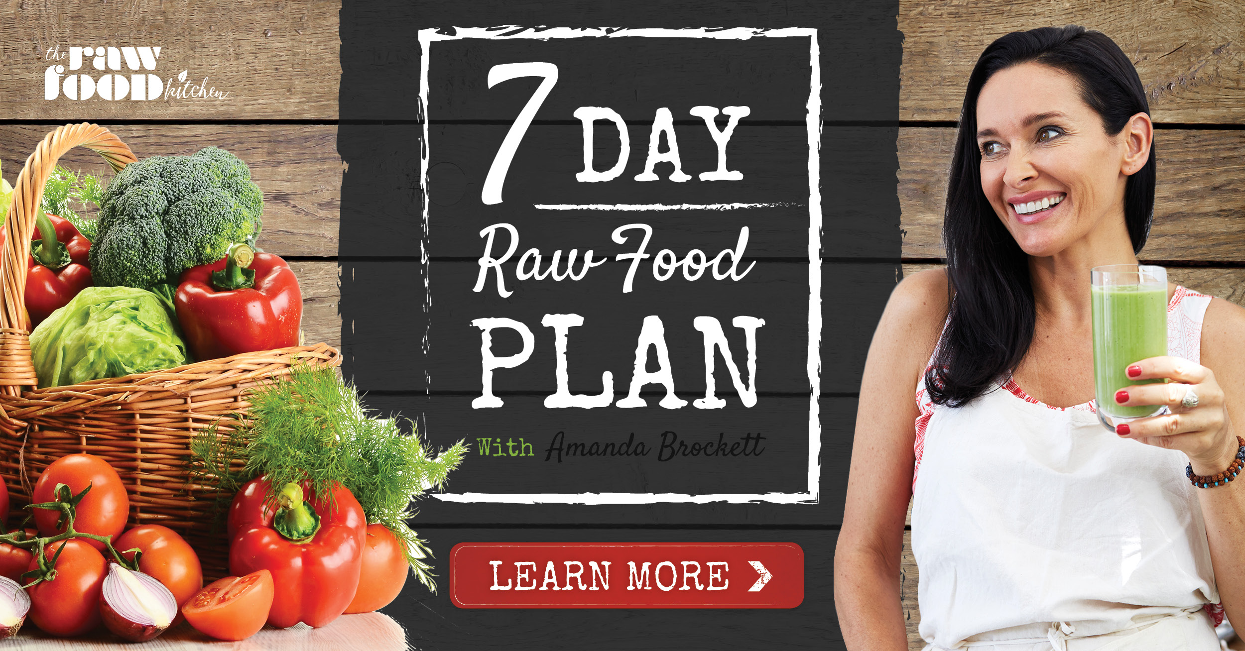 7 Day Raw Food Plan