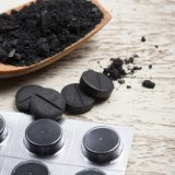 Image of activated charcoal by The Raw Food Kitchen